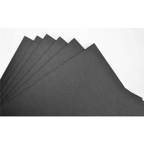 Savage 11x14 TruBlack Presentation Mount Board, 100 Sheet/Carton