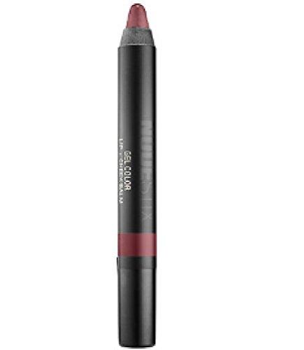 NUDESTIX Gel Color Lip + Cheek Balm in Pulse (pretty plum nude) travel size