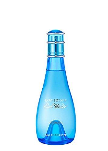 Davidoff Cool Water Woman Eau De Toilette, 3.4 oz. (Perfume Cool Water For Women compare prices)