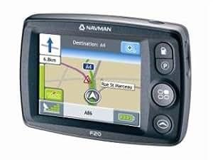 Navman F20 - Navegador GPS ( 3.5  pulgadas)