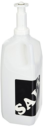 Winco Salt Refiller, 0.5-Gallon