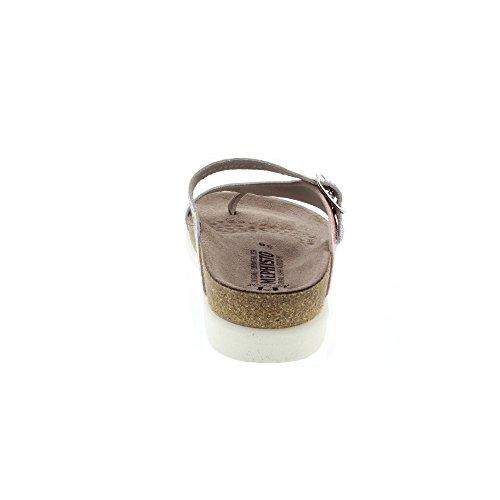 Mephisto HELEN ETNA 7103 GREY P5046230 - Sandalias de cuero para mujer Purple