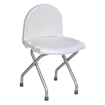 Amazon Com Invacare Folding Bath Shower Chairs Single