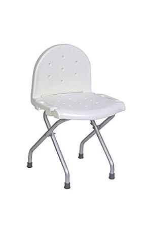 Amazon.com: Invacare 081124106 - Silla de baño y ducha ...