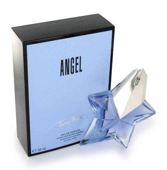 Thierry Mugler Angel 1.7 oz Eau De Parfum Spray Refillable For Women