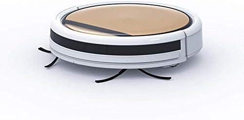 CHUTD Aspirateur Robot Ultra-Mince balayeuse Automatique à Chargement Automatique Ultra-silencieuse pour Les Poils d\'animaux, Les Tapis, Les Carreaux et Les sols durs