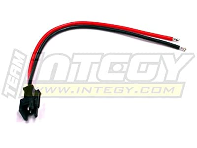 Integy RC Hobby C22630 Male Connector w/Wire for 1/18 Battery