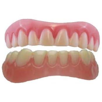 Instant Smile Teeth MEDIUM Top and Bottom Veneers