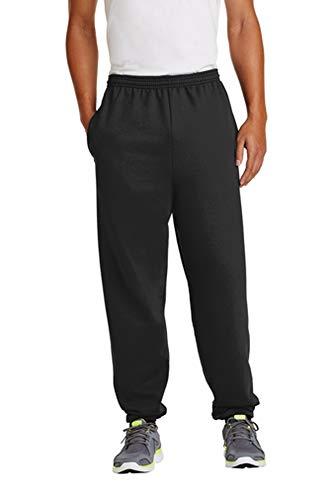 Port & Company Sweatpants with Pockets, 3XL, - Company Port Drawstring & Sweatpants
