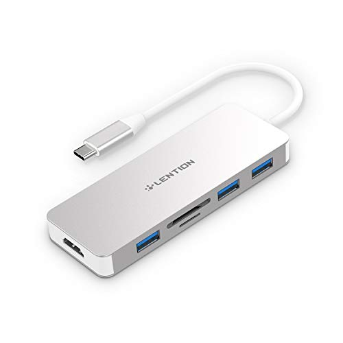 LENTION USB C Hub with 4K HDMI, ...