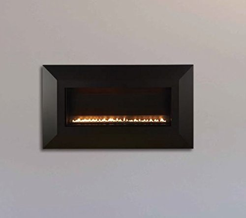 Boulevard SL VF IP Linear Fireplace with Wall Switch - Natur