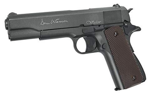ASG Dan Wesson Valor 1911 Style Pellet Gun Dan Wesson Valor 1911 Style .177 Pellet Gun (Best 1911 Style Pistol)