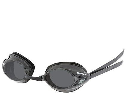 Speedo Vanquisher Optical Competitive Swim Goggle 5.00 Smoke