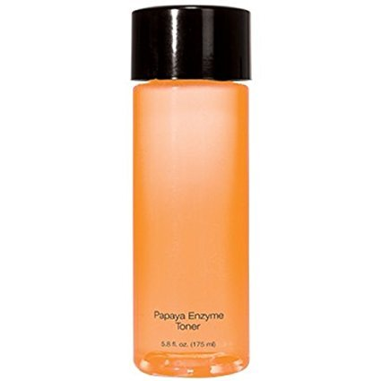 Papaya Enzyme Toner - Cares for tired looking dull skin- Assists in Tightening Pores and Toning the Skin - Cleanses, freshens and stimulates the skin - Alcohol free - 5.8 (Pore Tightening Astringent)