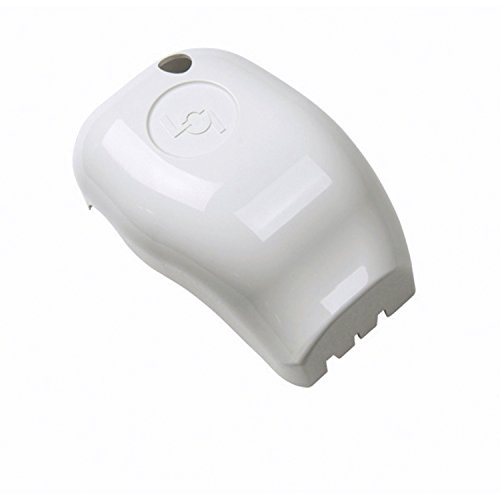 - Solera 289557 Power and Manual Awning Plain Drive Head Front Cover, White
