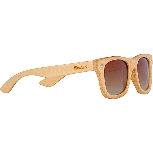 3da16f7a1c WOODIES Full Bamboo Wood Sunglasses