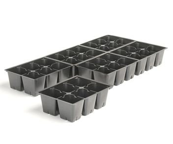 Seed Germination Trays (Qty.150) 900 Total Cells