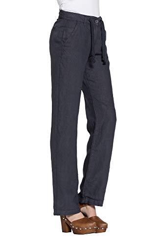 Pantalone Tinta Per Donna Unita Jeans Carrera Blu 687 7wv51qcxA