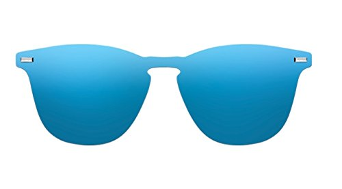 NORTHWEEK Gafas de sol Wall Phantom Deck - ice blue: Amazon.es: Ropa y accesorios