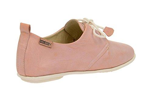 Pikolinos Calabria 7123, Women's Brogues Pink