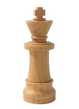 Rey de ajedrez hecho de madera GB – USB Stick Memory Stick