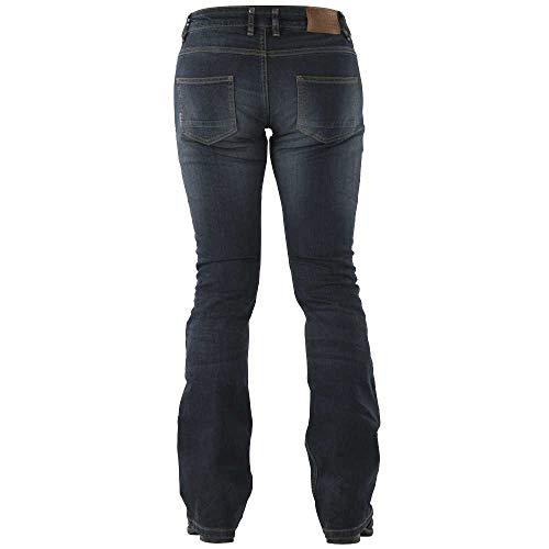 25 azul Harlow Overlap Mujer Jeans Ruta Talla Gris Homologue Color qzzZ0RW