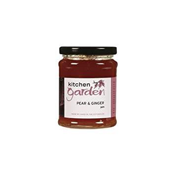 Amazon Com Kitchen Garden Pear Ginger Jam Economy Case Pack 12
