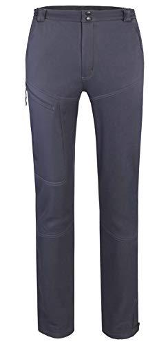 Women's Warm Fleece Lined Cargo Snow Hiking Pants Windproof Water Resistant ()