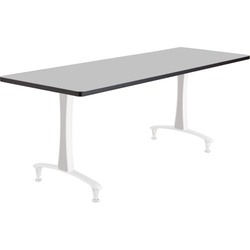 SAF2088GR - Safco Rumba Training Table Tabletop by Safco