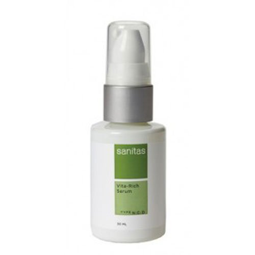 Sanitas Skincare Vita-Rich Serum 30 ml. by Sanitas Skincare