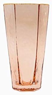 Copas De Champán, Tazas, Regalos Martillo De Copa De Vino Copa De Champán Borde De Plomo Y Oro Copa De Agua Copa De Vino Tinto Whisky Cóctel Accesorios Para Bar En Casa