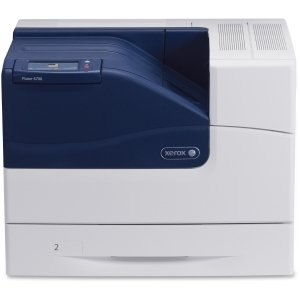 Xerox Phaser 6700N Laser Printer - Color - 2400 x 1200 dpi Print - Plain Paper Print - Desktop - 47 ppm Mono / 47 ppm Color Print - 700 sheets Input - Gigabit Ethernet - USB - 6700/N
