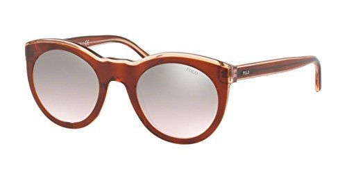 ca03b032ad Polo Ralph Lauren 0PH4124, Gafas de Sol para Mujer, Havana Honey On Pink  Crystal, 49: Amazon.es: Ropa y accesorios