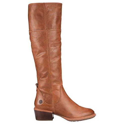 Timberland Bay 8 Tall Women's Grain Full Boot Sutherlin Medium Us 5 Brown m B qwEwR