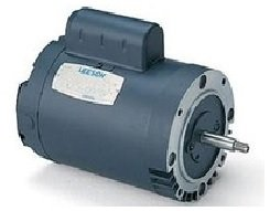 (Leeson 119090.00 Jet Pump Motor, 1 Phase, 56J Frame, Round Mounting, 1.5HP, 3600 RPM, 115/208-230V Voltage, 60Hz Fequency)