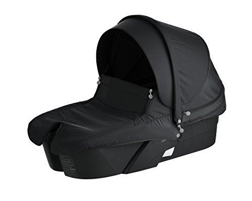 Stokke Xplory Black Carry Cot, Black