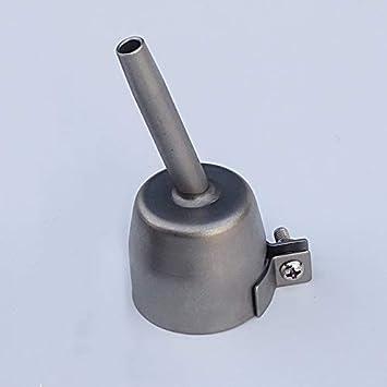 Pistola de soldadura de aire caliente para soldador de geomembrana HDPE para TPO Foof con boquilla de soldadura plana y rodillos para soldador de plástico