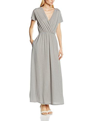 Maxi Hotsquash Grey Para dove Gris Vestido Mujer d8rq8
