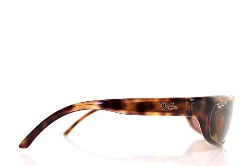 362a5dd6a2 Amazon.com  Ray-Ban Men s Rb4033 Polarized Rectangular Sunglasses ...
