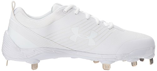 Under Armour Damen Glyde ST Softball Schuh Weiss weiss