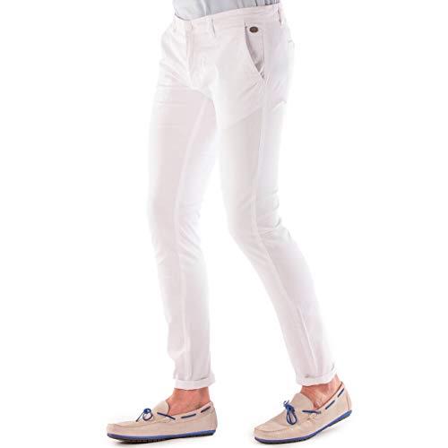 Shilton Blanc Blanc Pantalon Cordon Shilton Cordon Shilton Pantalon Pantalon wpxq1TawUS