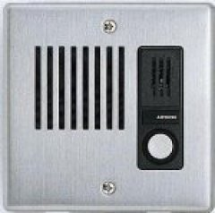 Aiphone LE-DA stainless steel flush door station by Aiphone