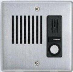 Aiphone LE-DA stainless steel flush door station by (Aiphone Stainless Steel Door)