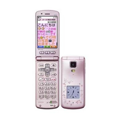 簡単ケータイ K010(ピンク)