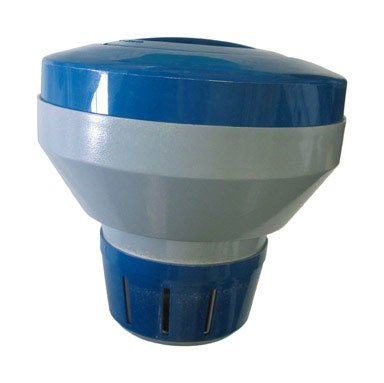 JED Pool Tools 10-445 Pro Floating Chlorinator for Swimming Pool