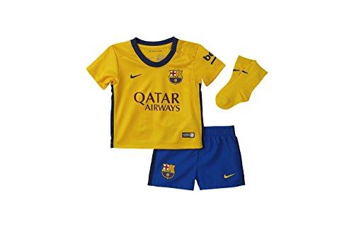 2015 Barcelona Away Nike 2016 Kit Citronier Baby wpwfBRrq