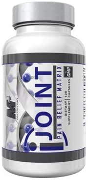 M4 Nutrition iJoint, Joint Pain Relief and Anti-Inflammatory Supplement