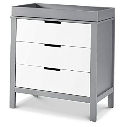 Amazon.com: Hebel Carters by Colby 3 Drawer Dresser | Model ...