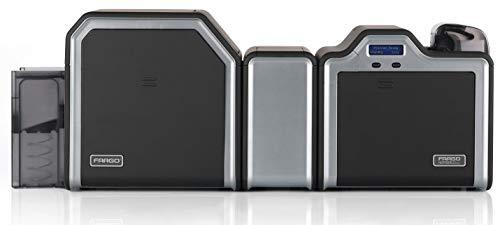HID Fargo HDP5000 Dual Side Printing with Standard Lamination ID Card Printer - 89007 (Renewed)