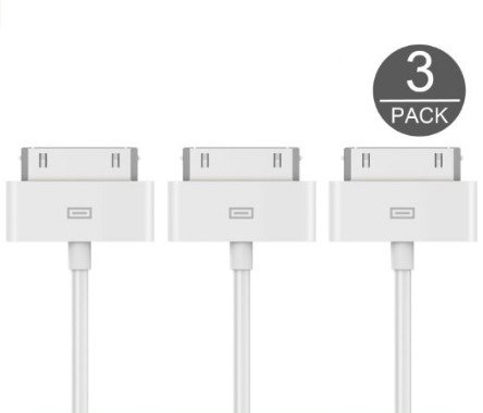 Generic iPhone Cable 3 Pack Charging
